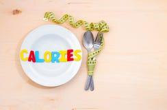 калории стоковые изображения rf