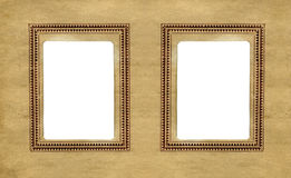 2 кадра Стоковое Изображение RF