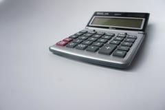 Калькулятор стола стоковая фотография rf