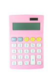 Калькулятор Стоковая Фотография