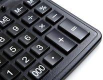 Калькулятор Стоковое Изображение RF