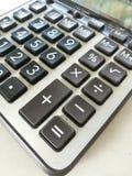 Калькулятор стоковое фото