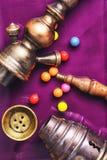 Кальян и жевательная резинка Стоковое Изображение