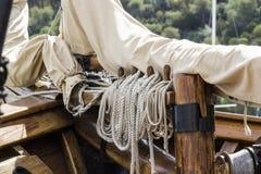 Кальяри: парусник Стоковая Фотография