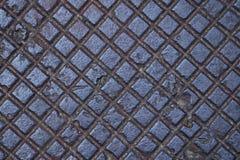 Квадратная предпосылка плитки Стоковые Изображения RF