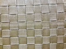Квадратное винтажное изображение фото оформления предпосылки текстуры корзины weave стоковое изображение