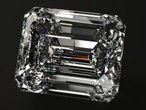 Квадратный диамант представляет Стоковое фото RF