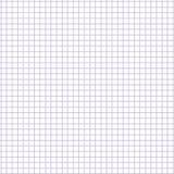 Квадратный лист бумаги решетки Безшовная иллюстрация бумаги примечания иллюстрация штока