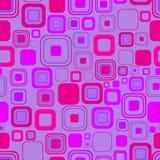 квадраты предпосылки безшовные Стоковые Фотографии RF
