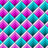 квадраты предпосылки безшовные бесплатная иллюстрация
