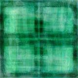 квадраты предпосылки зеленые grungy Стоковая Фотография