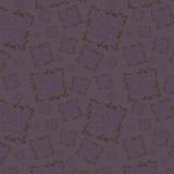 квадраты предпосылки первоначально безшовные Стоковая Фотография RF