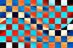 квадраты Стоковое Фото