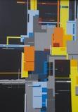 квадраты Стоковые Фото