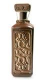 квадрат бутылки керамический Стоковые Фото