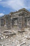 квадрат колоннады Стоковая Фотография