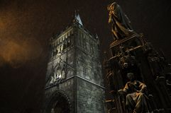 Квадрат крестоносцев Стоковое Изображение