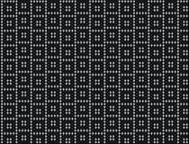 квадрат многоточия предпосылки смещенный Стоковая Фотография