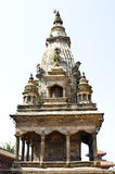 квадрат Непала bhaktapur durbar patan Стоковая Фотография RF