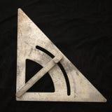 квадрат плотничества стоковая фотография rf
