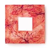 квадрат рамки Стоковое фото RF