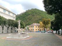 Квадрат святилища стоковые фото
