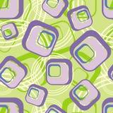 квадрат сирени предпосылки зеленый Стоковое фото RF