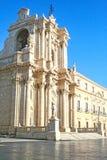 Квадрат собора стоковые фото