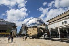 Квадрат тысячелетия в Бристоле стоковые изображения rf