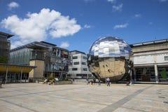 Квадрат тысячелетия в Бристоле стоковое фото