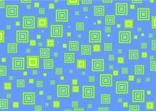 квадрат backgroung ретро Стоковая Фотография RF