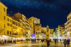 Квадрат Fiori dei Campo, Рим, Италия стоковые фото