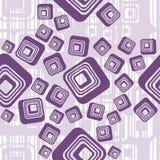 квадрат lilas предпосылки Стоковые Изображения RF