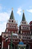 квадрат moscow красный России Стоковые Фото