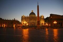 Квадрат Peters святой Стоковые Фото