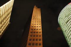 квадрат postdamer berlin Стоковая Фотография RF