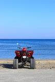 квад bike Стоковые Фото