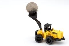 квартальный трактор Стоковое Фото
