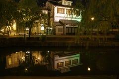 Квартал Kurashiki Bikan исторический Стоковое Изображение