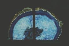 2 квартала Geode (2) Стоковое фото RF