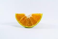 Квартальный апельсин Стоковое Фото