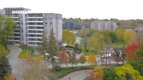 Квартира здания Канада сток-видео