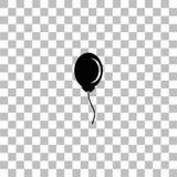 Квартира значка воздушного шара бесплатная иллюстрация