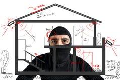Квартира похитителя Стоковая Фотография RF