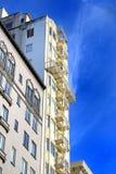 Квартира Сан-Франциско Стоковые Изображения