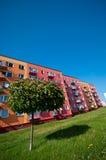 квартиры блока экологические Стоковые Фотографии RF