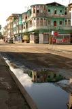 Квартиры двоеточия, Панама (город) Стоковая Фотография RF