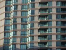 квартиры закрывают кондоминиум вверх Стоковые Фото