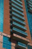 квартиры здания жилого квартала стоковое фото rf