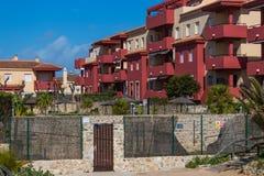 квартиры испанские стоковые изображения rf